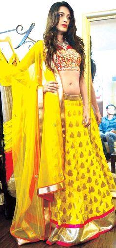 Sarah Jane Dias #Bollywood #Fashion