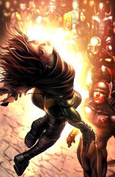Hope Summers (Earth-616) - Marvel Comics Database