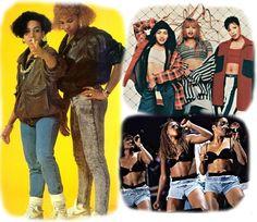 80's hip hop fashion - Google Search