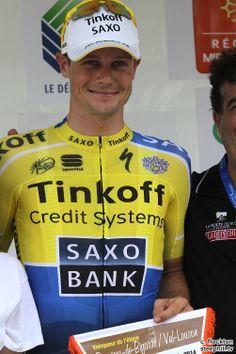 Nicholas Roche - Tinkoff Saxo
