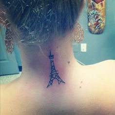 I want a commemorative tattoo of all of my travels