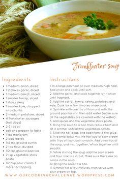 frnkfurter soup