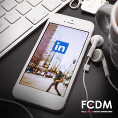 Broaden Your Audience Potential with LinkedIn | FCDM | Digital Agency Dublin Dublin, Marketing Website, Web Design, Digital Marketing, Design Web, Website Designs, Site Design