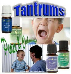 YOUNG LIVING ESSENTIAL OILS --
