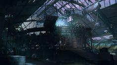 Artwork Quantum Break - Xbox One & PC #QuantumBreak #XboxOne #Shooter #Games #Videogames