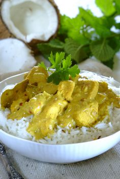 Chicken Korma #Curry  #KnorrStockPot