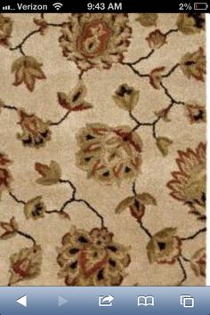 Carpet (from Home depot)