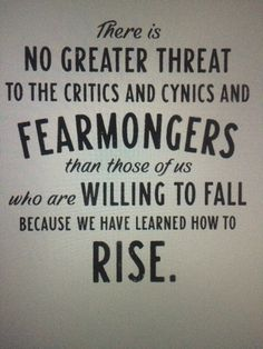 yes. #brenebrown #wise #strong | International Coffee Moments ...