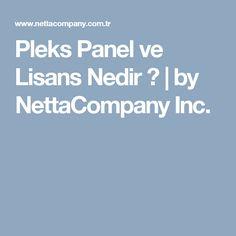 Pleks Panel ve Lisans Nedir ? | by NettaCompany Inc.