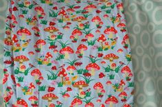 Baby Child Harem Pants, Mushroom Harem Trousers, Sizes 0 to 5 years, Mushroom…