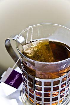 Tea by Manuel Cyrus Gonzalez