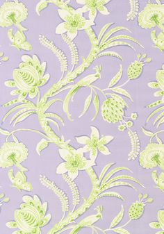 ECUADOR, Lilac, F99254, Collection Avalon from Thibaut