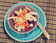 86 best lighterlife recipes images on pinterest low calorie heres a yummy low calorie snack for chinesenewyear oriental slaw 1 large carrot forumfinder Choice Image