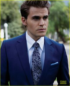 paul wesley  | Paul Wesley 'August Man' Magazine - Paul Wesley Photo (33467637 ...