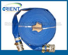 Rubber 1-1//2 In x 50 ft Ducting Hose L