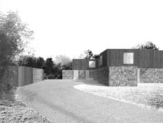 Oak Lane House - Suffolk - Cassion Castle Architects — Completion 2014