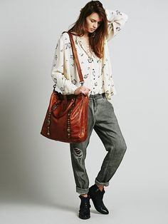 Campomaggi Tuscano Tote at Free People Clothing Boutique