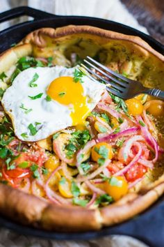 Here Are 18 Pancake Recipes From All Over The World Dutch Pancakes, Dutch Baby Pancake, Pancakes And Waffles, Baby Pancakes, Savoury Pancake Recipe, Savory Waffles, Pancake Recipes, Waffle Toppings, Baby Food Recipes