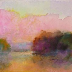 loriann signori pastel painting Watching a movie Pastel Landscape, Watercolor Landscape, Abstract Watercolor, Landscape Art, Landscape Paintings, Watercolor Paintings, Abstract Art, Watercolors, Pinturas Color Pastel