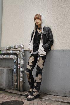 【STREET SNAP】畠山遥   Valentine   ストリートスナップ   渋谷(東京)  