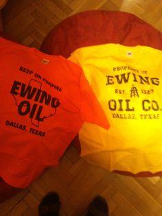 ewing oil