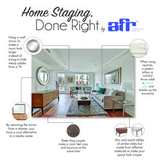 Staging Furniture Rental By Afr Rentafr Homestaging Interiordesign Home Staging Done
