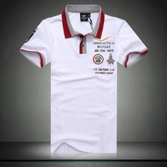 ralph lauren polo outlet online Aeronautica Militare Joint Strike Fighter Short Sleeve Men's Polo Shirt White http://www.poloshirtoutlet.us/