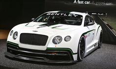 Bentley GT3 racer
