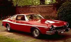 1974 AMC Matador IMO one of the ugliest cars made and sure didn't help AMC sales!