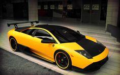 Lamborghini Murcielago Wallpaper Full HD #IbG