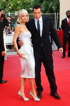 "Paris Hilton at the ""Inglourious Basterds"" premiere (2009)"