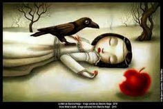 benjamin lacombe - Edgar allen poe illustrations