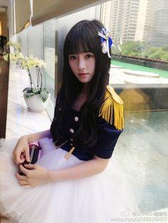 Ju JingYi [SNH48] team NII