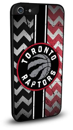 Toronto Raptors Cell Phone Hard Case for iPhone 6, iPhone 6 Plus, iPhone 5/5s, iPhone SE, iPhone 4/4s or iPhone 5c
