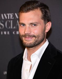 Jamie Dornan Paris France Fifty Shades Freed premier 2-6-2018