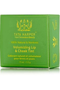 Tata Harper - Volumizing Lip And Cheek Tint - Very Charming - Antique rose - one size