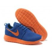 separation shoes c8ab2 bb91e Find Nike Roshe Run Mesh Mens Dark Blue Orange Shoes For Sale online or in  Footlocker. Shop Top Brands and the latest styles Nike Roshe Run Mesh Mens  Dark ...