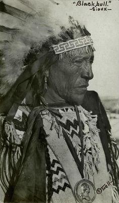 Black Bull, 1916
