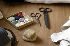 Tools of the Tailor Trade.