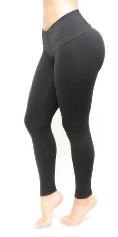 e40e3e7a7fc Bon Bon Up Women s Leggings with Internal Body Shaper -Butt Lifter   Leggings with internal body shaper girdle