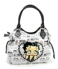Betty Boop purse. Cute!!!!