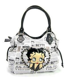 Betty Boop purse. Cute!!!!
