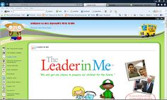 Tech Treasures for the K-6 classroom: Leader in Me resources