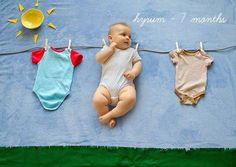 Trendy Baby Photoshoot Ideas At Home 65 Ideas Monthly Baby Photos, Monthly Pictures, Newborn Baby Photos, Baby Poses, Baby Boy Newborn, Funny Baby Pictures, Baby Boy Pics, Summer Baby Pictures, Babies Pics