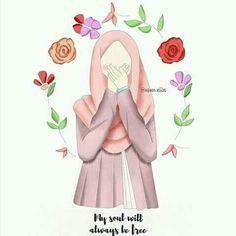 592 Best Cartoon Muslimah Images In 2019 Anime Muslimah Muslim
