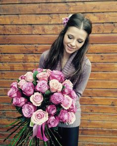 About pink roses