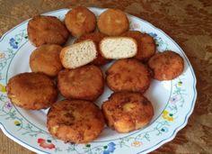Nuggets de pollo con mozarella y curry. para #Mycook http://www.mycook.es/cocina/receta/nuggets-de-pollo-con-mozarella-y-curry