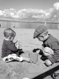Your beautiful beach babes. BabyCentre Blog