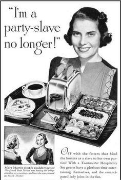 Toastmaster Hospitality Set (c.1940).
