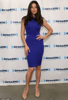 Bikini girl: Sports Illustrated model Jessica Gomes let her body do the talking as she pos...